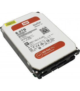 Ổ cứng chuyên dụng WD RED PRO 8TB 3.5 Inch SATA HDD 7200rpm 128MB Cache (WD8001FFWX)  | WD RED PRO  | WESTERN DIGITAL  | khue...