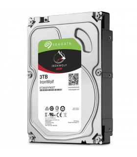 Ổ cứng chuyên dụng SEAGATE IRONWOLF 3TB 3.5 Inch SATA HDD 5900rpm 64MB Cache (ST3000VN007)  | SEAGATE IRONWOLF  | SEAGATE  | ...