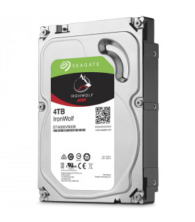 Ổ cứng chuyên dụng SEAGATE IRONWOLF 4TB 3.5 Inch SATA HDD 5900rpm 64MB Cache (ST4000VN008)  | SEAGATE IRONWOLF  | SEAGATE  | ...