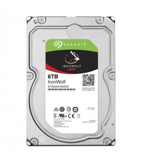 Ổ cứng chuyên dụng SEAGATE IRONWOLF 6TB 3.5 Inch SATA HDD 7200rpm 256MB Cache (ST6000VN0033)  | SEAGATE IRONWOLF  | SEAGATE  ...